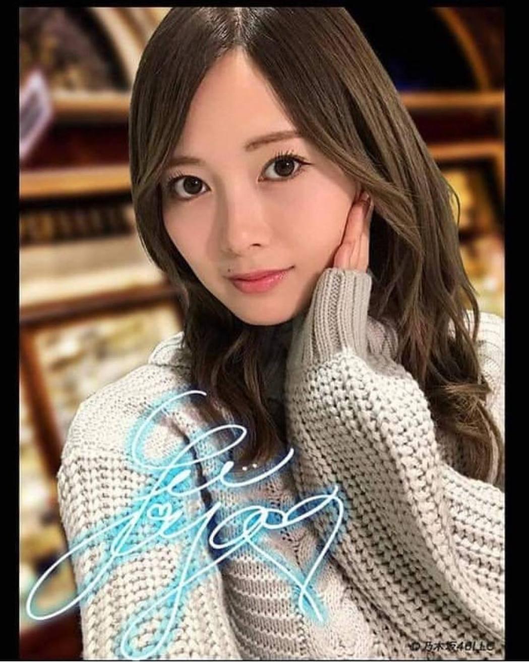 乃木坂46。圖/擷自instagram。