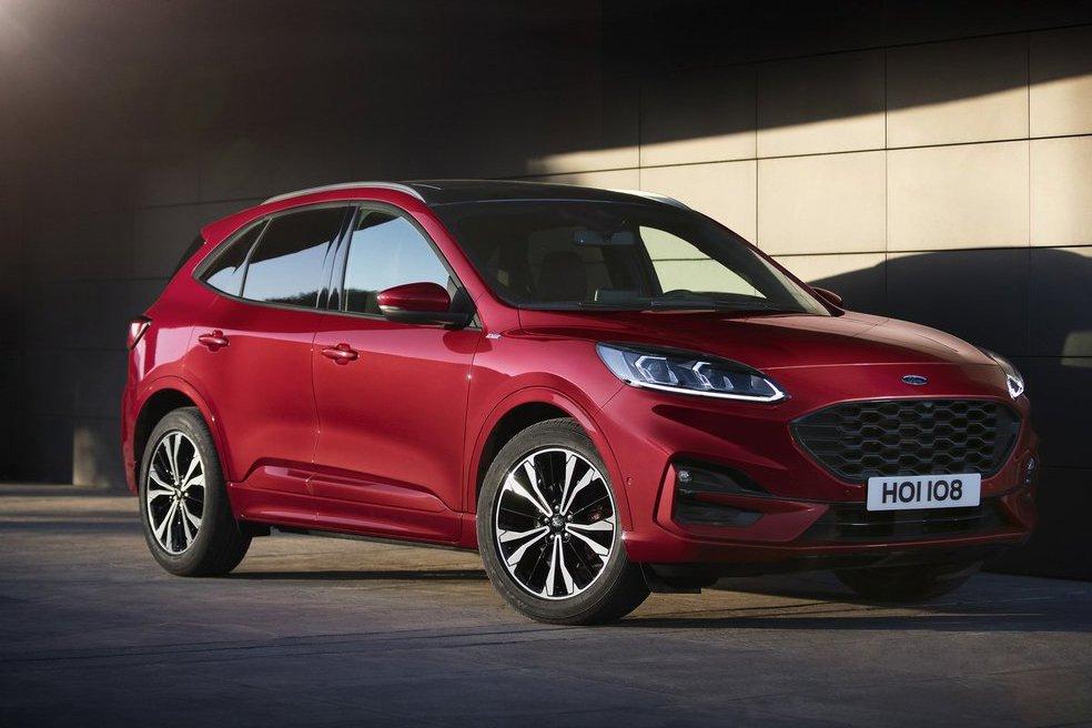 電能動力加持、最節能的福特 第三代Ford Kuga正式發表!