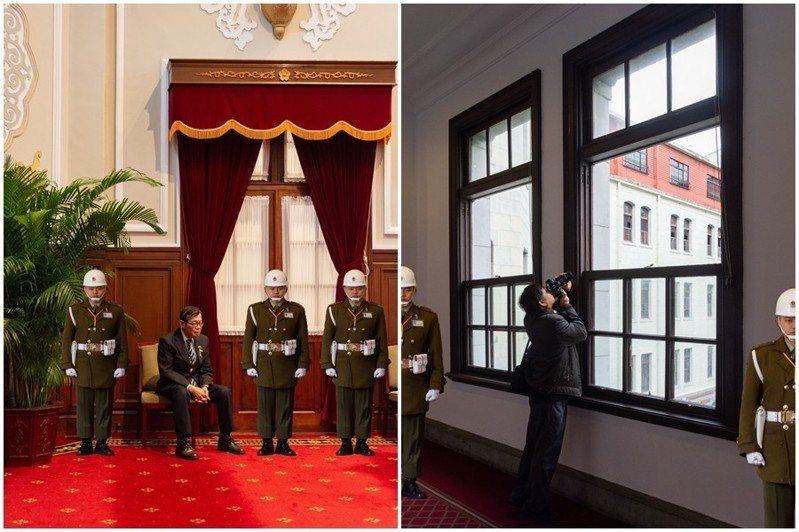 圖片來源/總統府建築百年官網
