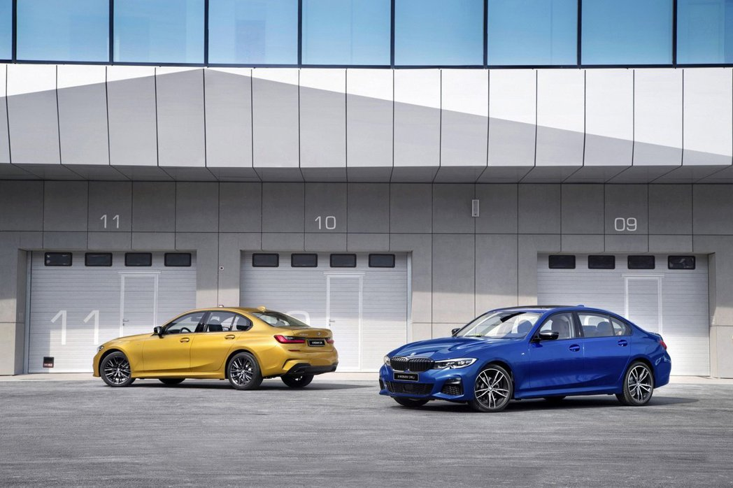 BMW 3-Series/3-Series Li。 摘自BMW中國