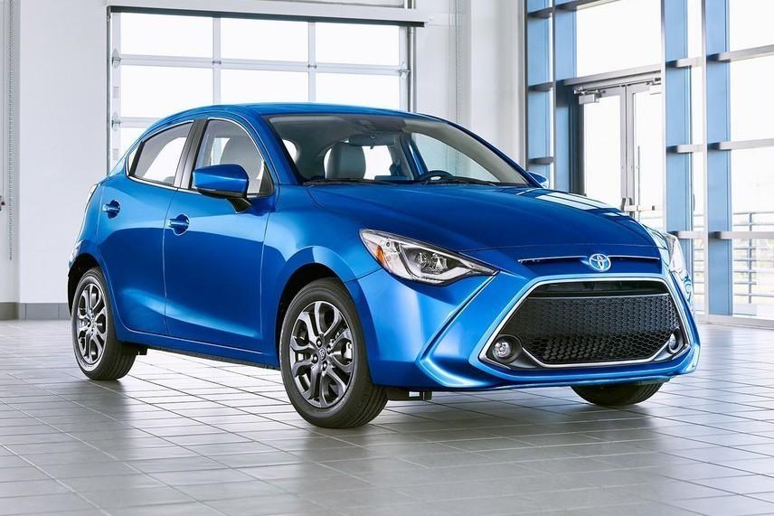 美規2020年式Toyota Yaris Hatchback亮相 披著Mazda2的小鴨!
