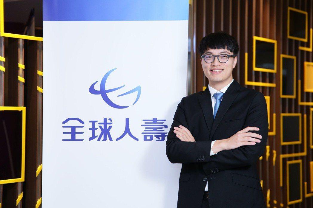 第4屆MA的楊竣宇表示,全球人壽提供每個員工盡情發揮的舞台,擁有更有完善的同仁福...