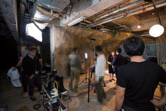 AV拍片現場。 圖片來源/scoopnest