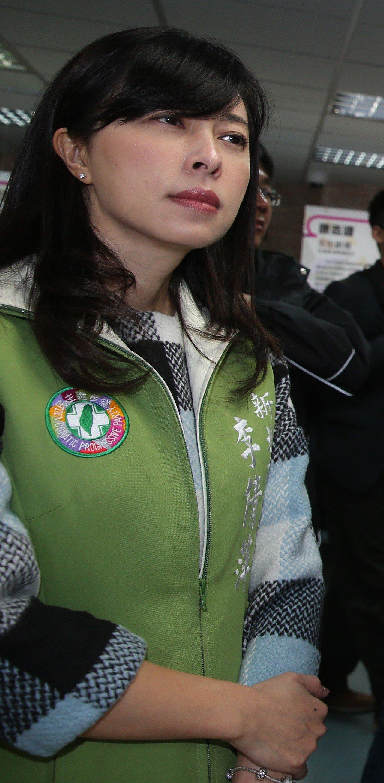 新北市議員李倩萍。本報資料照片/記者陳易辰攝影