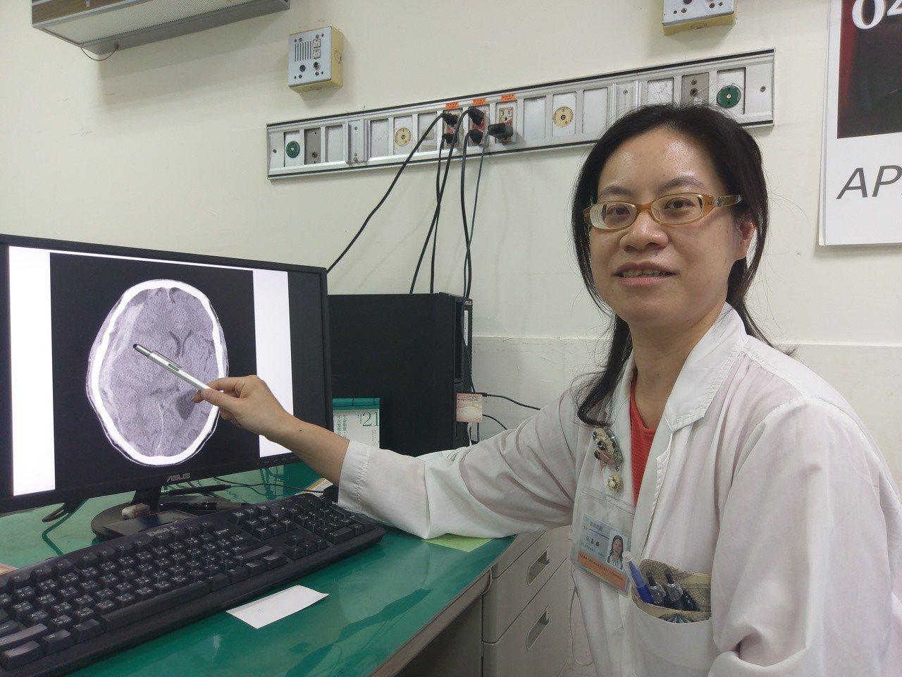 衛福部豐原醫院血液腫瘤科醫師張嘉麟表示,血友病患者本身的凝血功能不好,嚴重者需要...