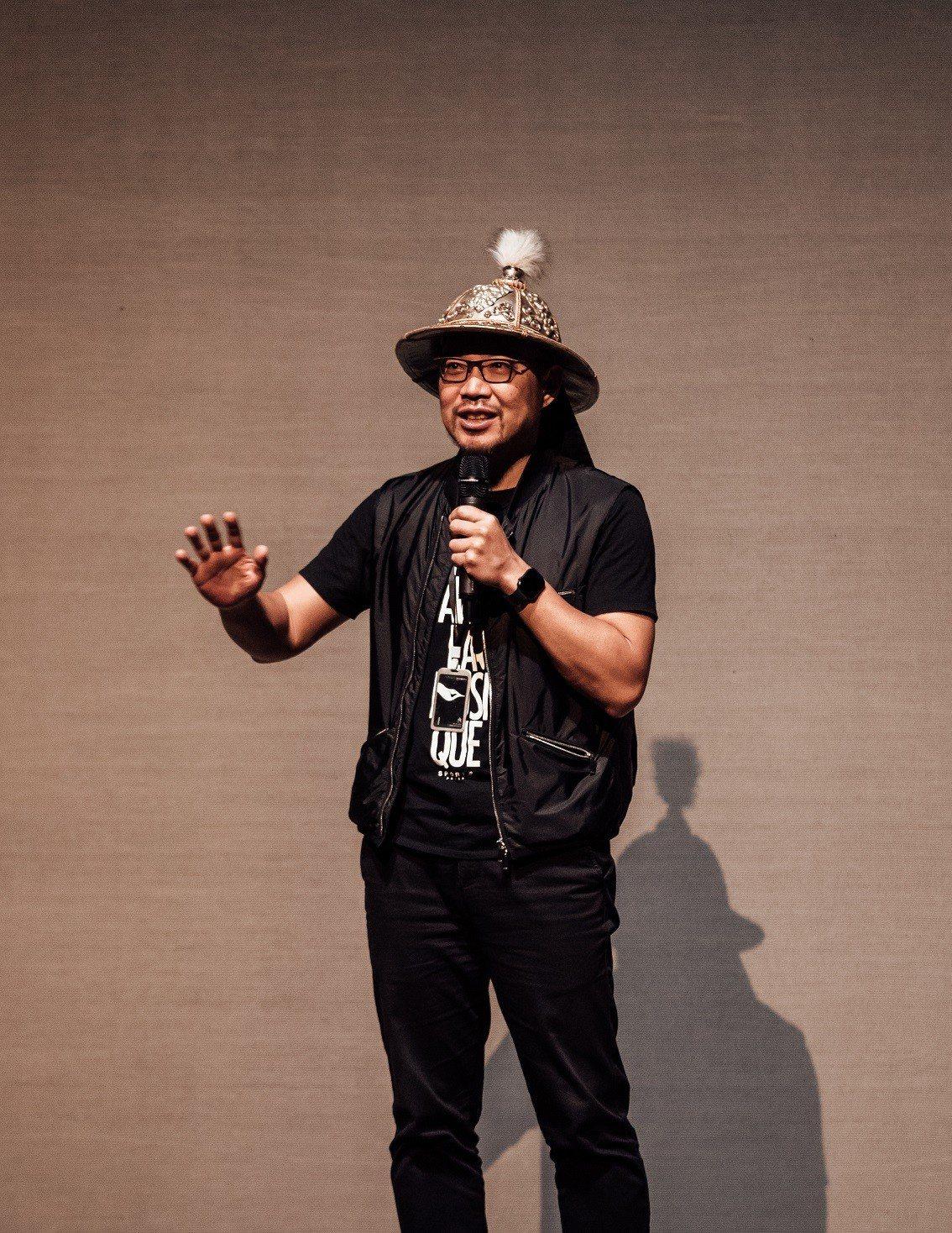 衛武營國家藝術文化中心藝術總監簡文彬表示,這齣《杜蘭朵》證明台灣人才與國際相比絲...