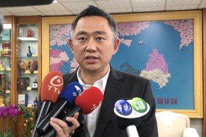 挺<u>朱立倫</u>承擔黨魁 楊鎮浯:提台灣主體的新兩岸論述