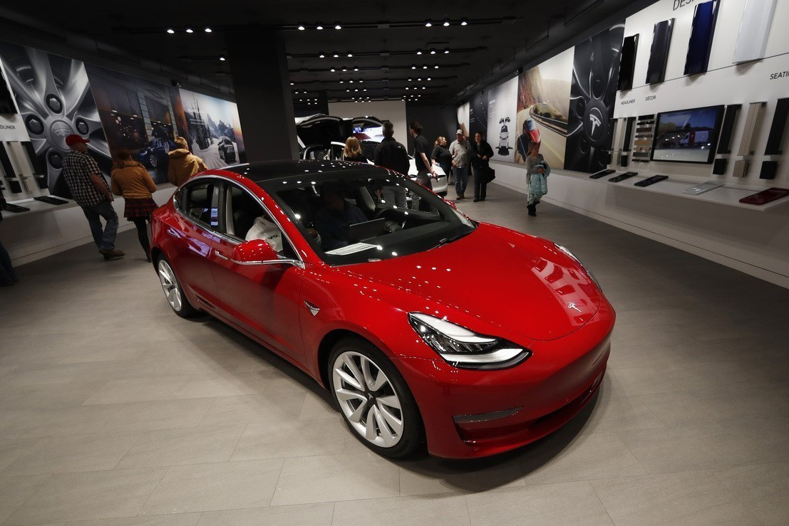 Tesla在德國的銷售直逼Porsche 全賴Model 3銷售大增