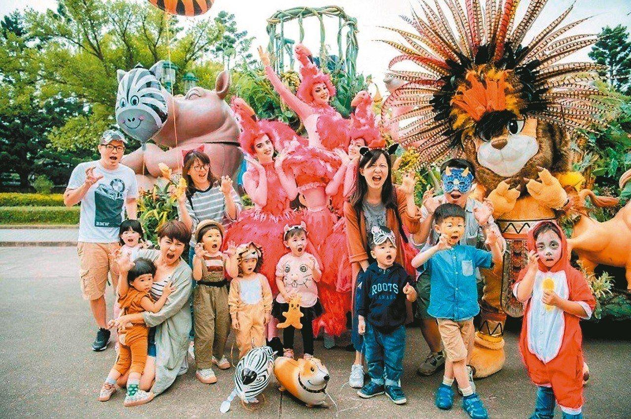 國內有22家主題樂園在4月4日至4月7日之間,推出兒童節連假期間遊園限定方案。 ...
