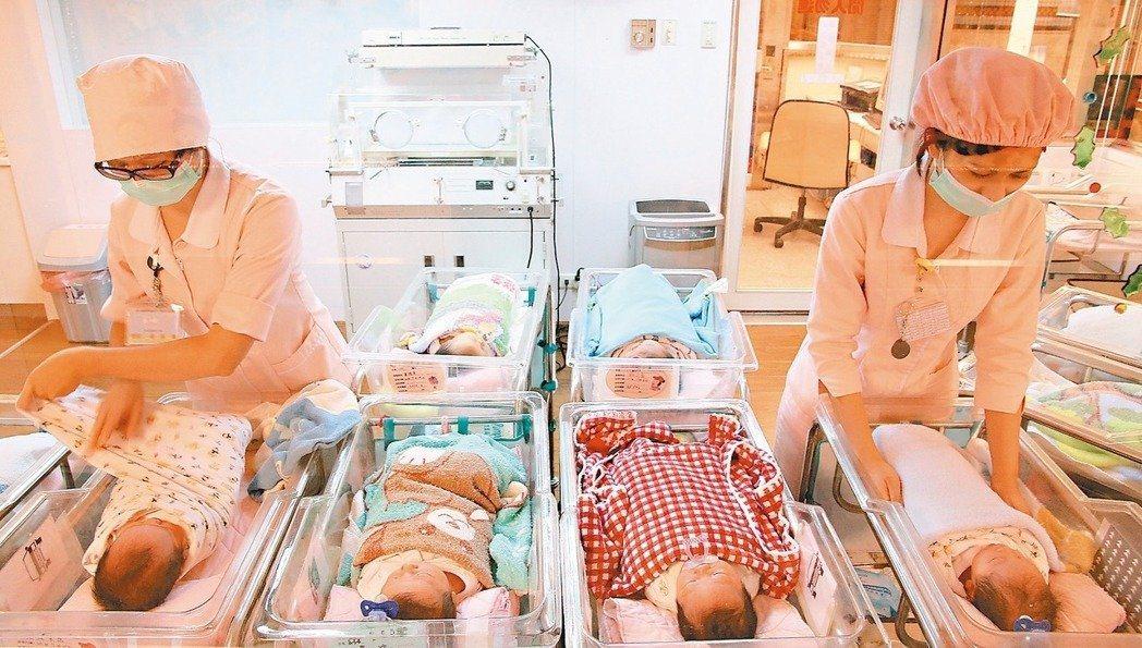 「世界人口綜述」網站列出2019年的各國生育率排名,台灣在全球200個國家中敬陪...