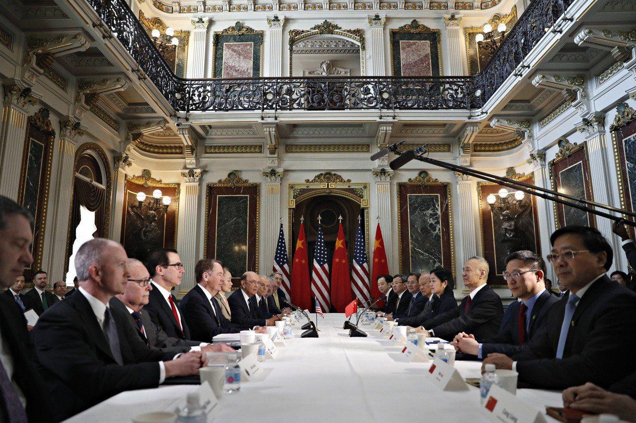 庫德洛:中國認了竊取智慧財產/第九輪貿易談判有進展 但本周達成協議仍存疑 美聯社
