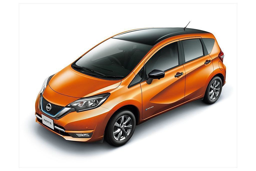 Nissan Note。 圖/Nissan提供