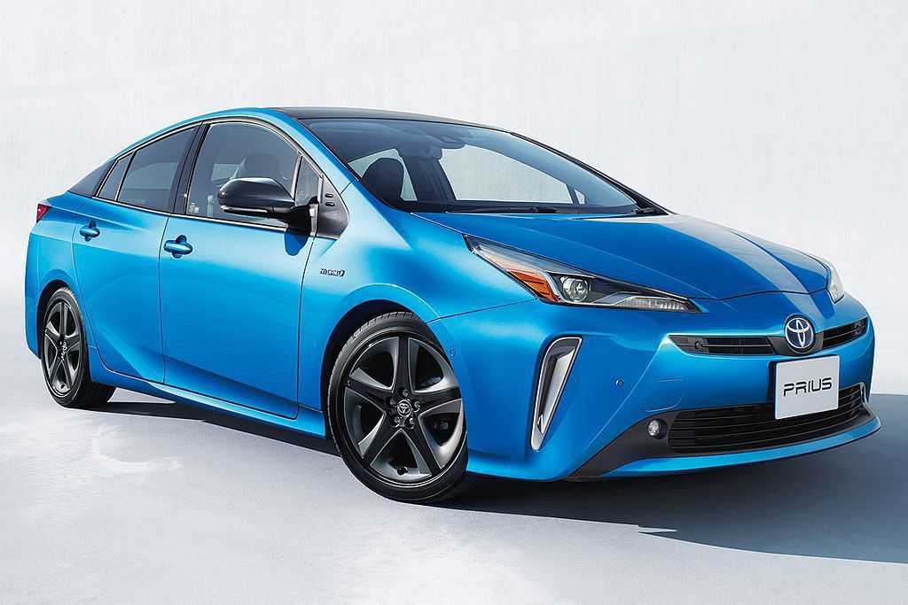 Toyota Prius。 圖/Toyota提供