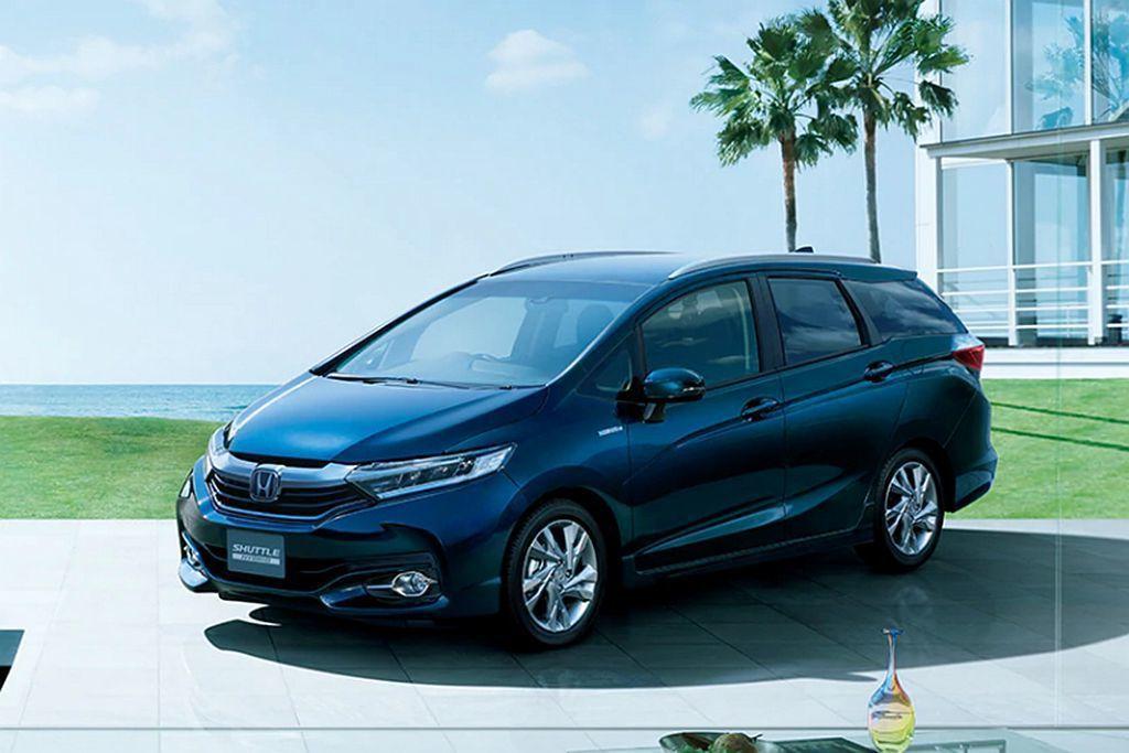 Honda Shuttle。 圖/Honda提供