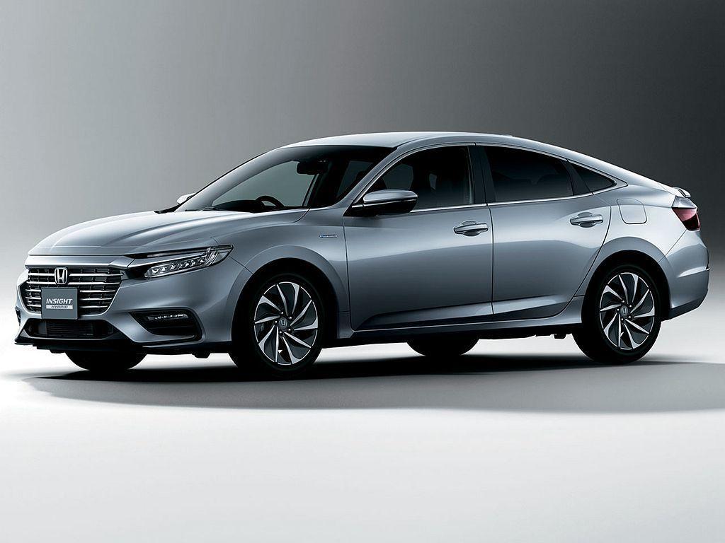 Honda Insight。 圖/Honda提供