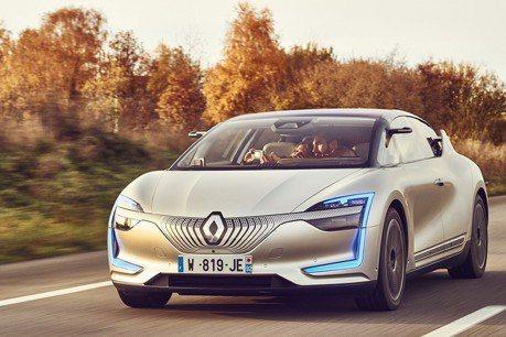 全新Renault小型電動車將搭載專屬EV底盤!估計2020發表