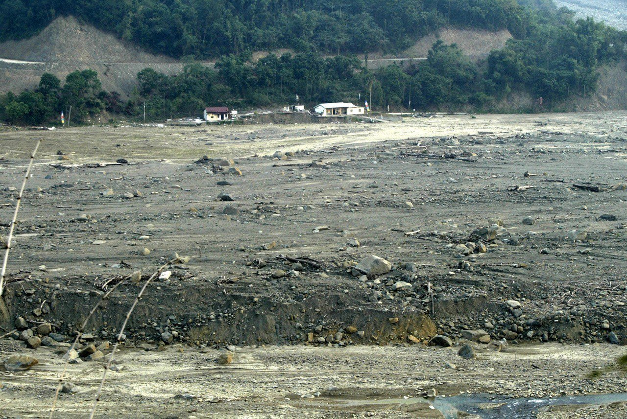 莫拉克風災導致小林村被滅村,如今10周年前夕高雄市政府宣布放棄上訴。圖/報系資料...