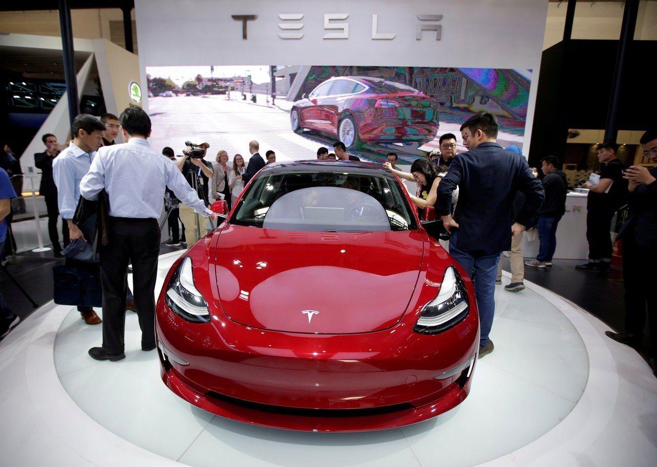 Model 3運送到中國市場的作業延誤,影響特斯拉第1季交車量。 路透