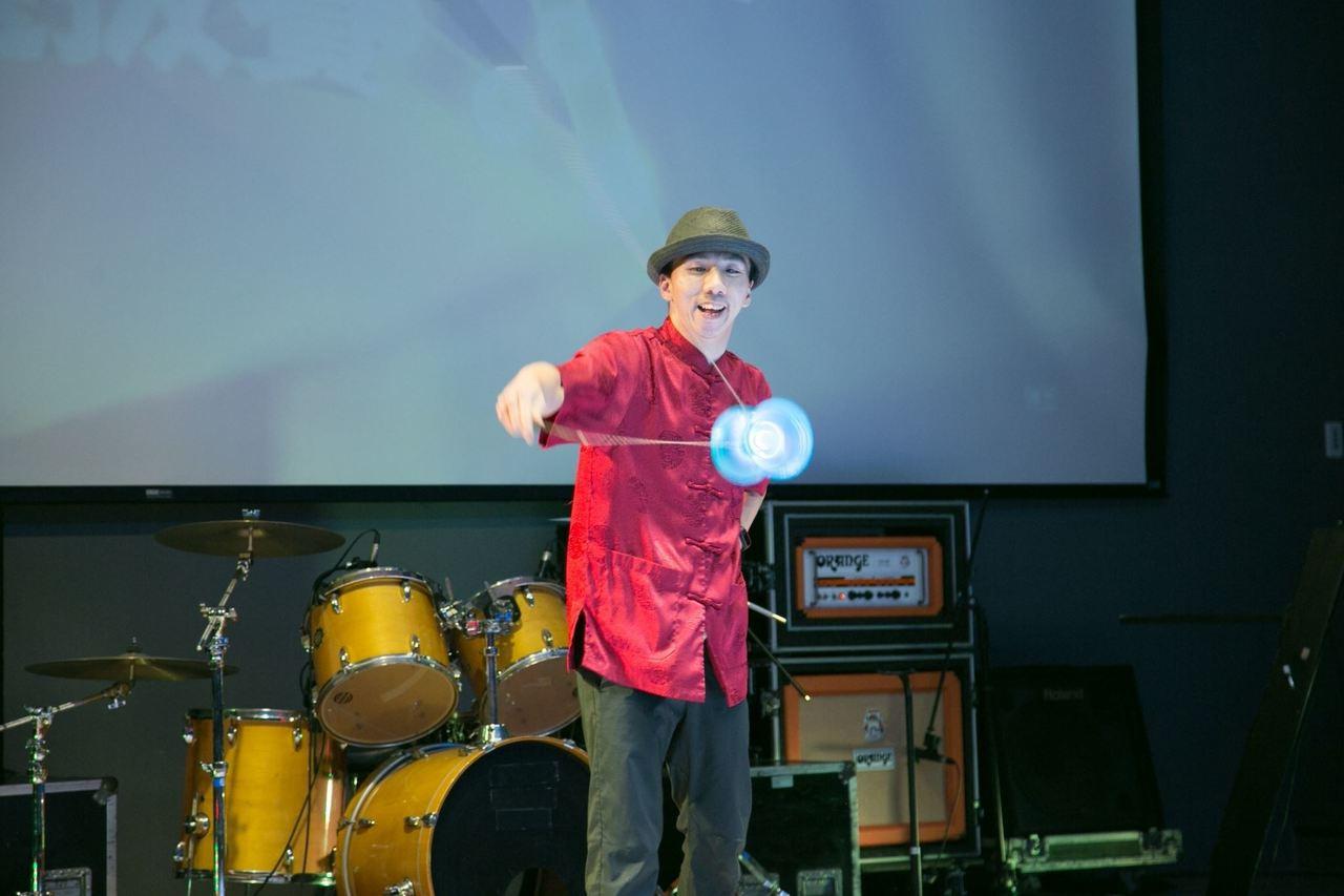 「桃青之星」選拔賽是多才多藝青年秀才藝的好機會。圖/桃園市青年局提供