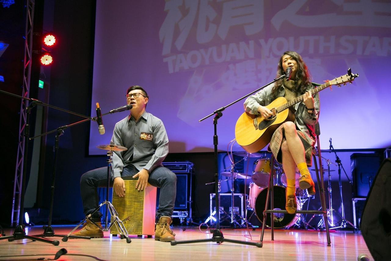 「桃青之星」已經是桃園青年才藝競賽的年度大賽。圖/桃園市青年局提供