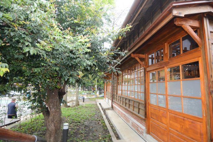 「壢小故事森林」是中壢第二個故事館。圖/桃園市文化局提供