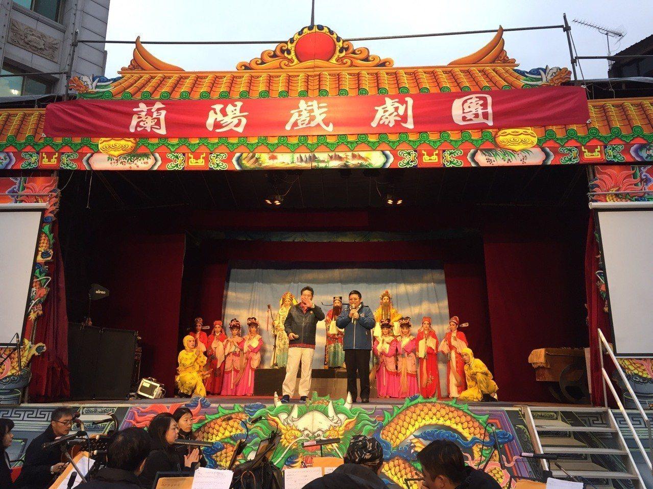 蘭陽戲劇團是台灣第一、也是唯一公立歌仔戲團,今年預算被刪,陷入生存困境, 宜蘭縣...