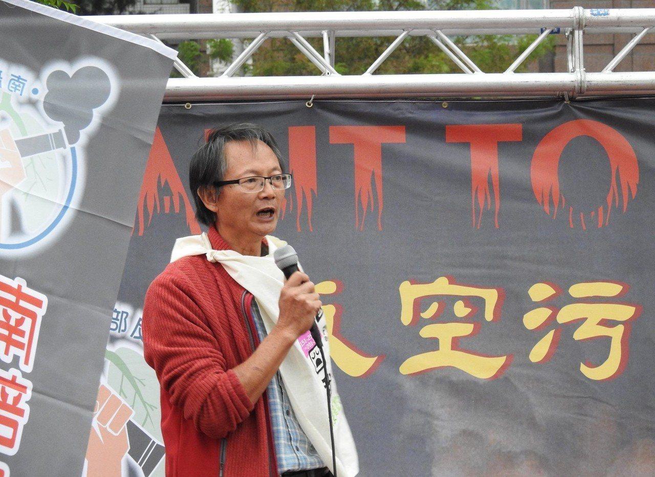 從事環境保護運動長達20多年的洪輝祥,也全力投入友善環境農法,獲2019台灣環境...