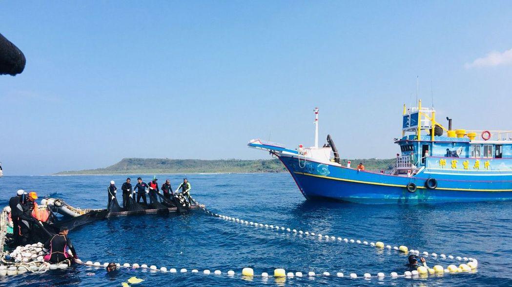 漁船示意圖。 記者潘欣中/攝影