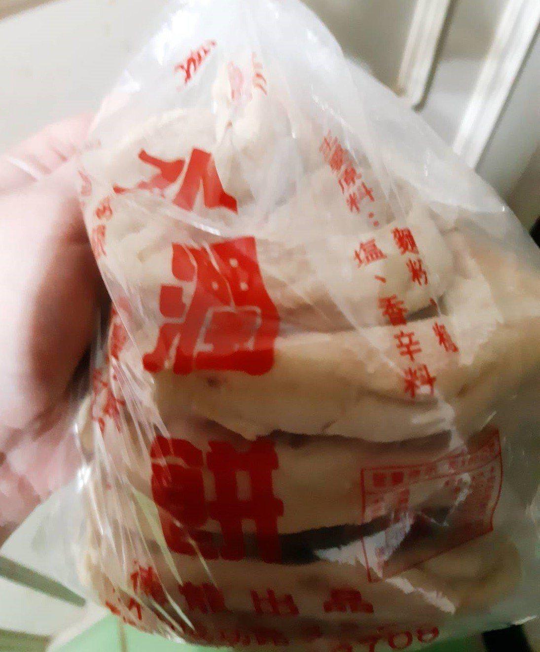 新竹名產水潤餅。圖/讀者提供