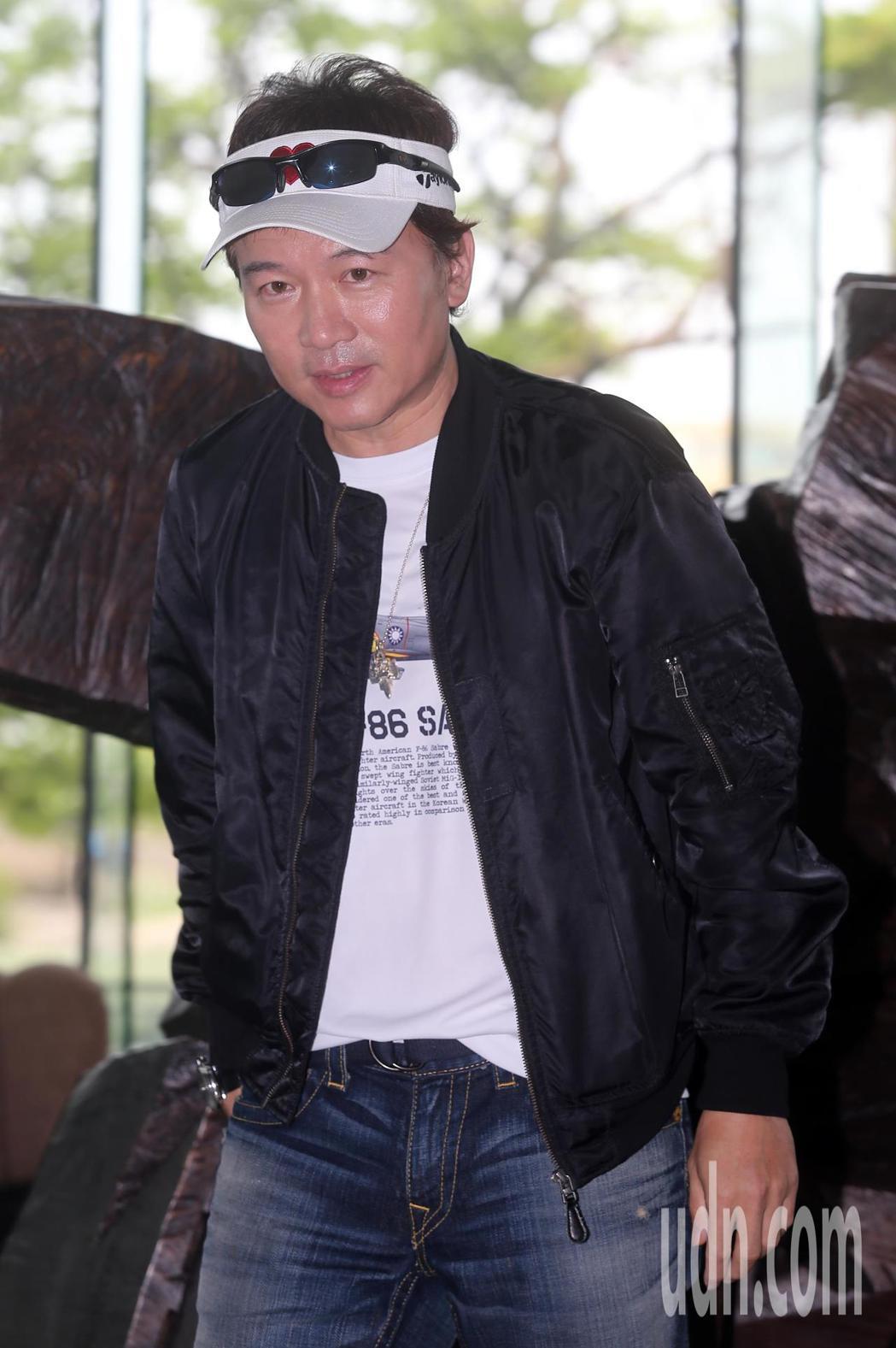 孫鵬回歸《國光幫幫忙》首度公開受訪談到美國救子的心路歷程。記者徐兆玄/攝影