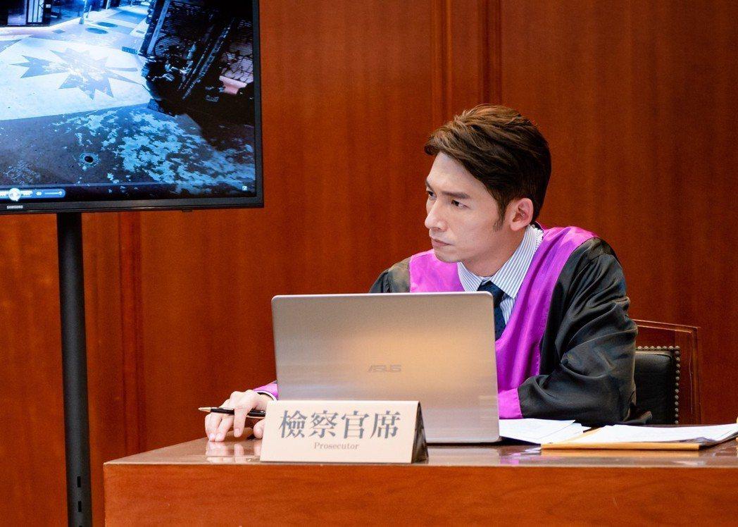 溫昇豪最近參加不少戲劇演出  圖/群之噰、有意思國際傳媒提供