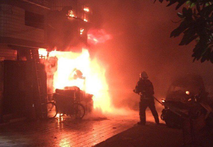 彰化縣去154件住宅火警中,電器因素造成的有52件居首,其次是爐火烹調因素47件...