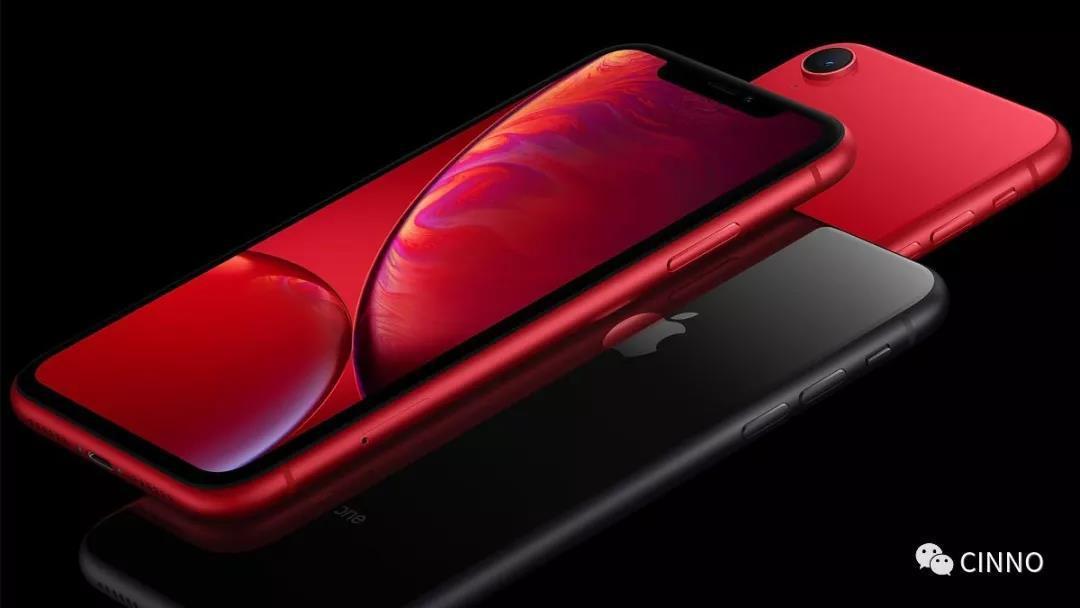 蘋果手機已經開始轉向OLED屏幕。取自CINNO Research 產業資訊