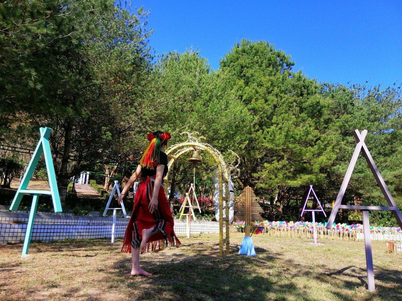南投縣泰雅渡假村祭出清明連假「屬豬」入園免門票。圖/泰雅渡假村提供