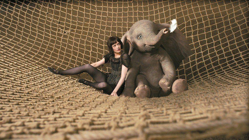 「小飛象」劇照。 圖/迪士尼提供