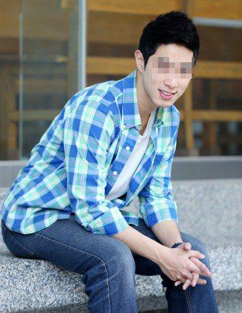 因參加大陸「中國好詩詞」節目被冠上「詩詞男神」封號的張姓役男。圖/聯合報系資料照