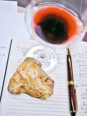 哥喝的不是葡萄酒,是風土!圖/聶汎勳