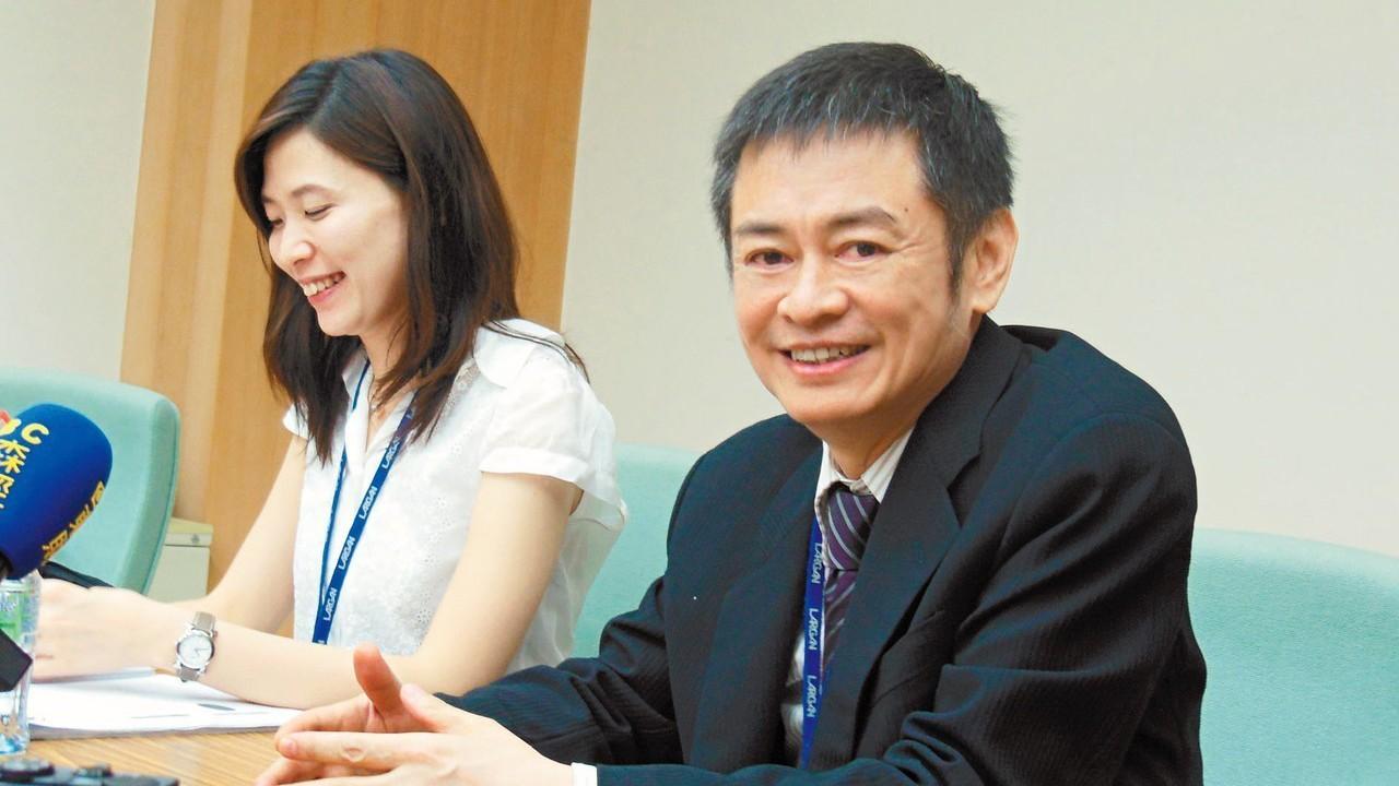 大立光執行長林恩平(右)。 本報資料照片