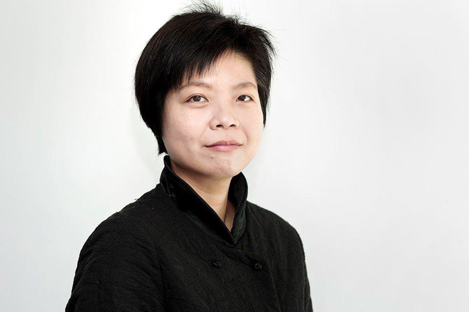 台灣首位女性棒球主審劉柏君。 圖擷自聯合國婦女權能署
