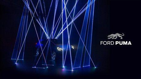 Ford又有新休旅 全新小型跨界休旅Puma將亮相!