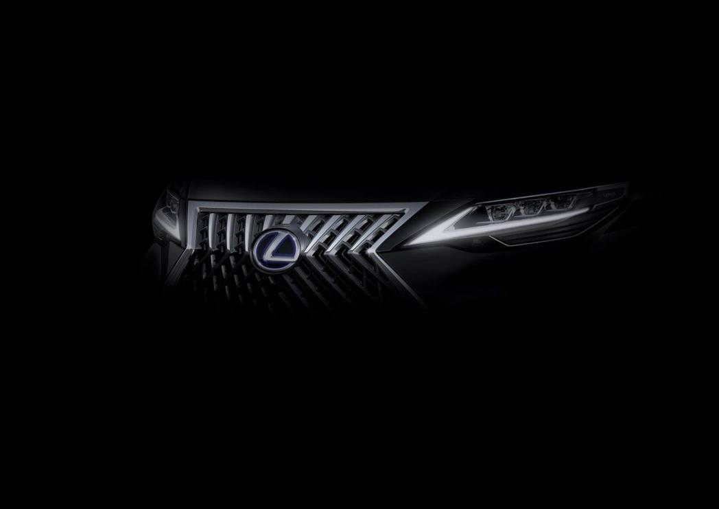 Lexus將於2019上海車展中發表新車。 摘自Lexus Taiwan Fac...