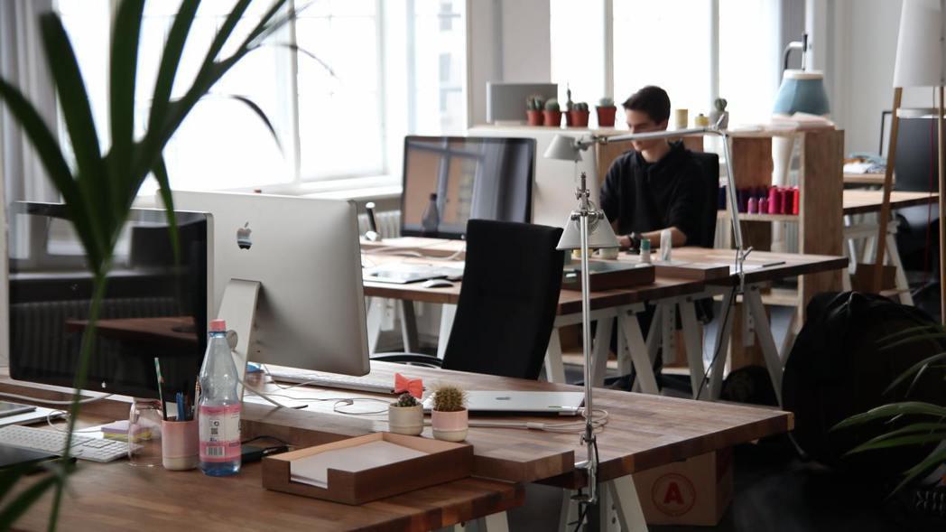 辦公室示意圖。 圖/Pexels