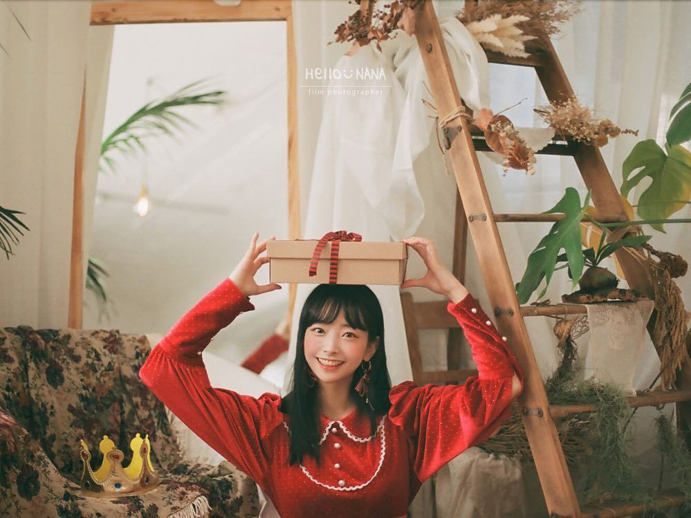圖片來源/아름 IG