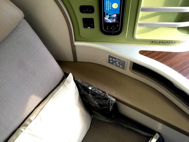 長榮航空皇璽桂冠艙 圖文來自於:TripPlus