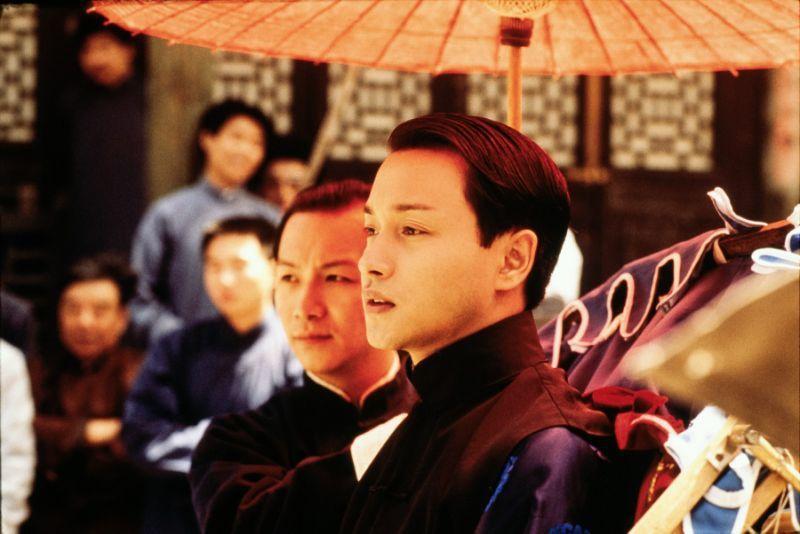高雄市電影館四月推出25周年數位修復版電影《霸王別姬》。圖/高雄市電影館提供