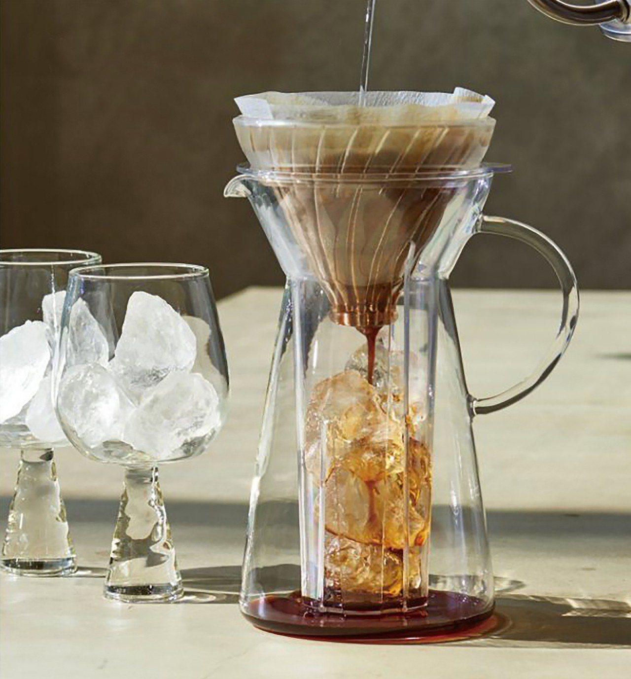 V60濾杯玻璃冷泡咖啡壺VIG-02T,台隆手創館4月4日至5月12日限量3折特...