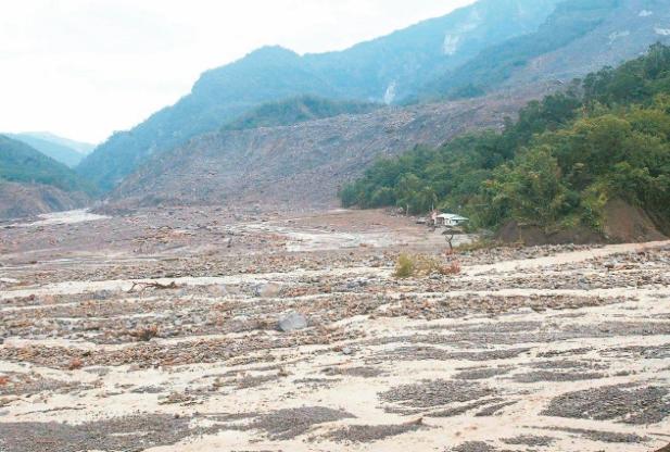 莫拉克風災導致小林村被滅村,如今10周年前夕高雄市政府宣布放棄上訴。 圖/聯合報...