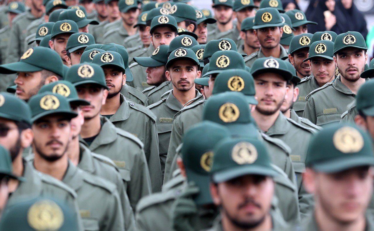 美國政府將宣告伊朗革命自衛隊為恐怖組織,成為史上首例。歐新社