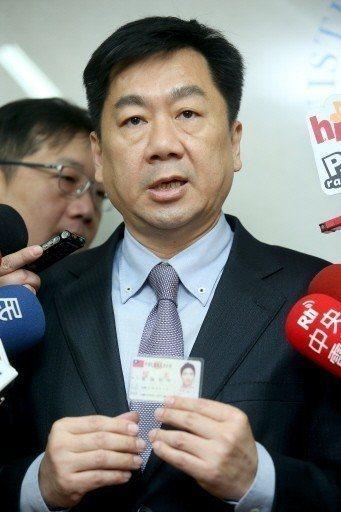內政部次長陳宗彥。本報資料照片