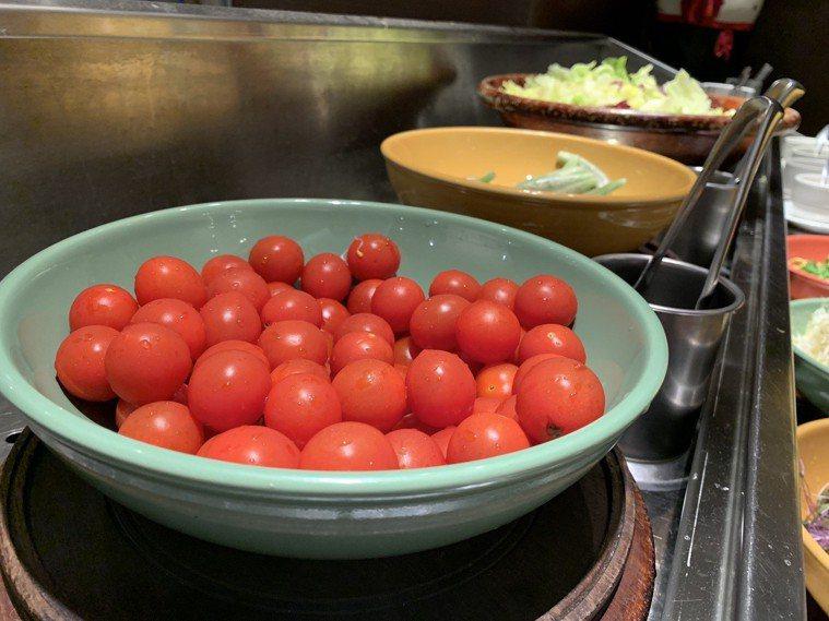番茄。圖/中醫大新竹附醫提供